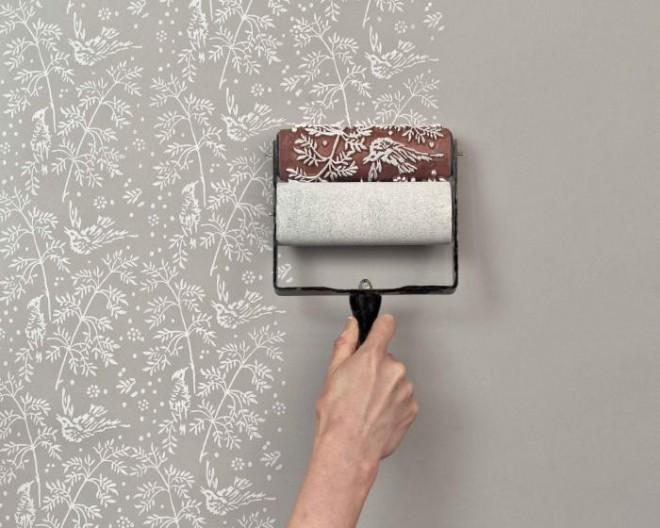 stencil rolle